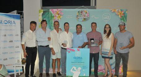 Celebrado el XII Torneo Gloria Thalasso & Hotels con carácter benéfico