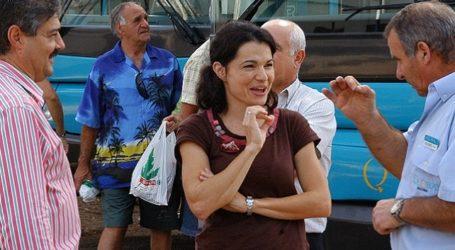Isabel Santiago, concejala de NC en el Ayuntamiento de Mogán