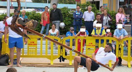Cerca de 400 estudiantes participan en la Muestra de Juegos y Deportes Tradicionales