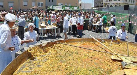Los cocineros de Maspalomas piden ayuda Marco Aurelio para su promoción en Madrid