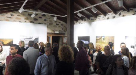 Saturninita expone las 160 fotos digitales del XXVI Bahía del Pajar