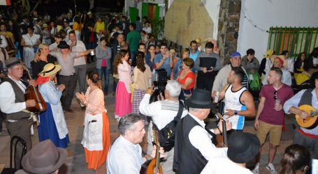 Ayagaures tiene todo a punto para la romería de las fiestas del Niño Dios