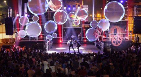 Más de 7.000 personas disfrutaron de la Noche Embrujada en Pozo Izquierdo