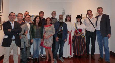 """Clausura de la exposición colectiva """"Gran Canaria Suecia historia y arte"""""""