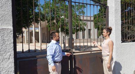 UxGC Santa Lucía reclama la apertura del Tanatorio de El Doctoral