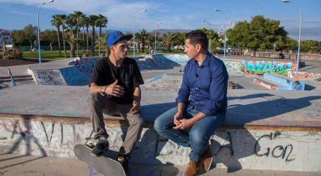 CC exige al Ayuntamiento de San Bartolomé de Tirajana que cumpla con la mejora del Skatepark de Maspalomas