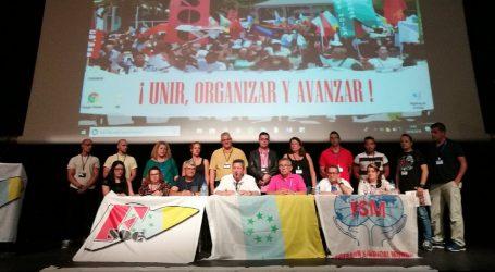 El FSOC sale fortalecido y unido de su exitoso IV Congreso Nacional