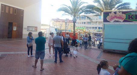 """El alcalde """"incumple"""" el programa de la fiesta de San Fernando y los niños se quedan sin actividades"""