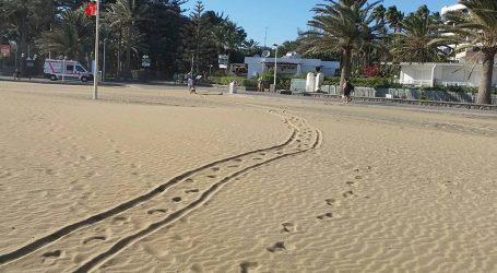 Los concejales de playas de los municipios del sur de Gran Canaria no progresan adecuadamente