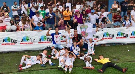 La edición más multitudinaria de la Maspalomas Cup ya tiene campeones