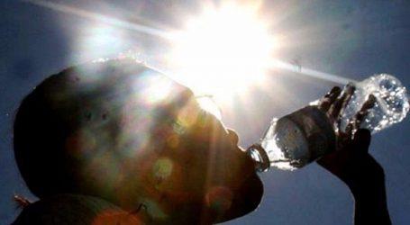 Sanidad activa avisos de riesgo por la previsión de altas temperaturas en el sur de Gran Canaria