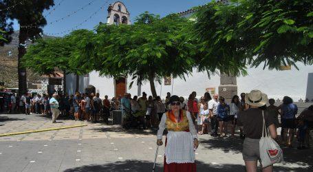 San Bartolomé de Tirajana celebra con un sancocho la festividad de su patrón