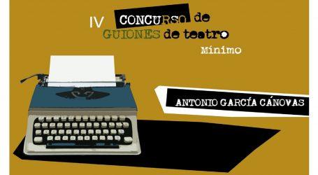 El Ayuntamiento de San Bartolomé de Tirajana convoca su IV Concurso de Guiones de Teatro Mínimo
