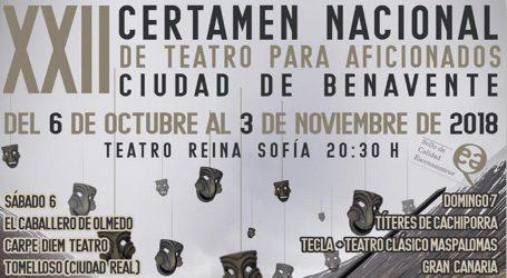 La Compañía de Teatro Clásico de Maspalomas seleccionada para el XXII Certamen Ciudad de Benavente