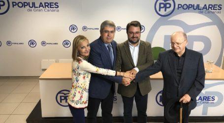 El PP designa a Marco Aurelio Pérez como candidato a la Presidencia del Cabildo de Gran Canaria