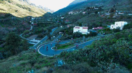 Ayagaures y Montaña La Data enamoran en La Cicloturista Gran Canaria Bike Week