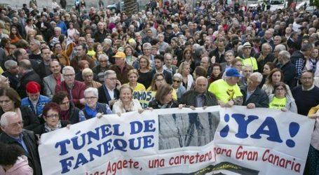 Roque Aldeano teme que las obras Agaete-El Risco tengan que esperar por el anillo insular de Tenerife