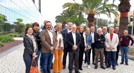 Antonio Morales presenta una plancha electoral para consolidar su modelo de ecoisla para Gran Canaria