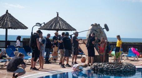 'Playa del Embassy' se rueda íntegramente en Gran Canaria para el mercado escandinavo