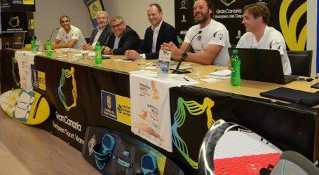 Gran Canaria acoge la Copa Mundial GKA Freestyle de kitesurf