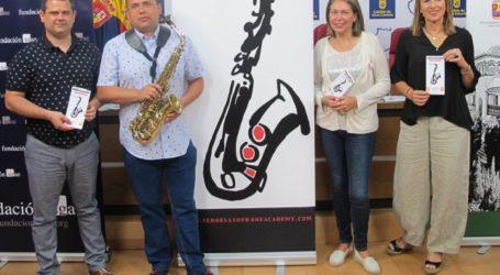 Gran Canaria se convierte en punto de encuentro internacional de estudiantes y profesionales del saxofón