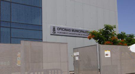 El Ayuntamiento de San Bartolomé de Tirajana dará prioridad a la residencia para mayores