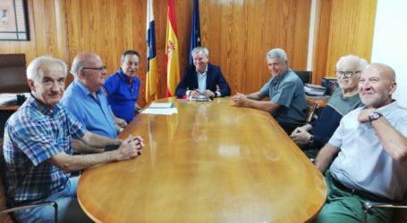 Franquis se compromete con Roque Aldeano a iniciar las obras Agaete-El Risco en la segunda quincena de septiembre