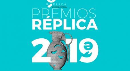 La X edición de los Premios Réplica ya tiene sus finalistas