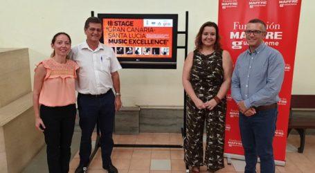Músicos de prestigio internacional darán clases magistrales en el III Stage Gran Canaria Santa Lucía Music Excellence