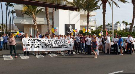 UGT, junto al Comité de Empresa, inicia una huelga en el Hotel Gran Canaria Princess