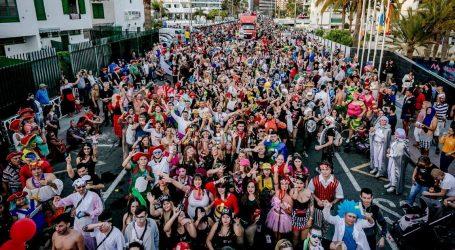 Los Verdes pide la suspensión del Carnaval Internacional de Maspalomas por el Coronavirus