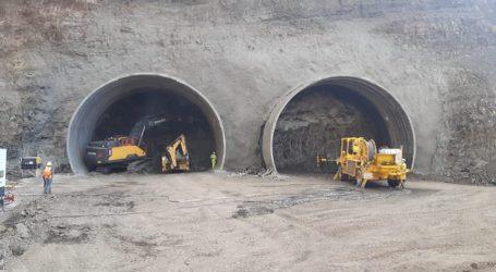 Roque Aldeano considera adecuado el avance de las obras del primer tramo Agaete-El Risco