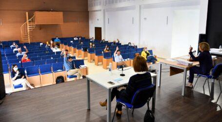 Sesión extraordinaria en Tunte para aprobar varios expedientes de pago de revisión de oficio