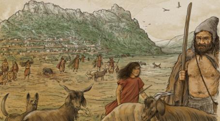 Se presenta en la Casa de Colón el libro 'El tiempo perdido. Un relato arqueológico de la Tirajana Indígena'
