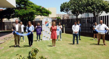 Presentado un convenio entre los clubes UDG Tenerife y el Club Deportivo El Tablero de impulso al fútbol femenino