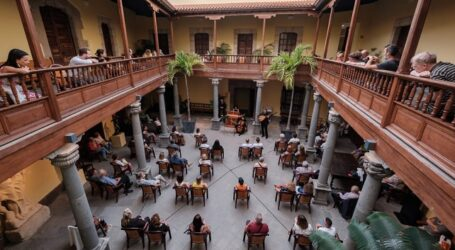 Más de 3.000 personas han visitado la Casa de Colón desde su reapertura