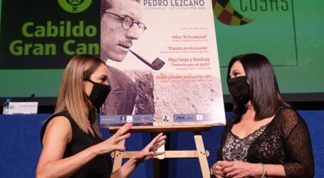 El escritor Pedro Lezcano se hace viral en las redes coincidiendo con el centenario de su nacimiento