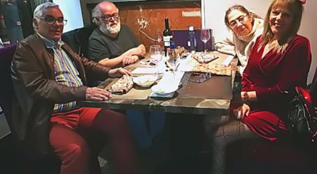 """La """"embajada cultural"""" canaria en Madrid: ha muerto Heidi Medina"""