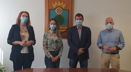 El Cabildo se compromete a apoyar el Centro de la Fortaleza y las actividades culturales del Ayuntamiento de Santa Lucía