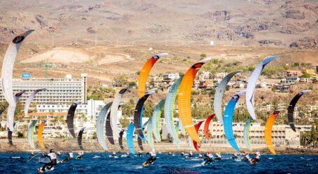 Francia y Gran Bretaña se llevan el Campeonato de Europa de Kitefoil de Gran Canaria