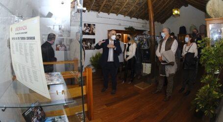 La Fundación Canaria Nanino Díaz Cutillas estrena sede en la Casa del Obispo de Ingenio