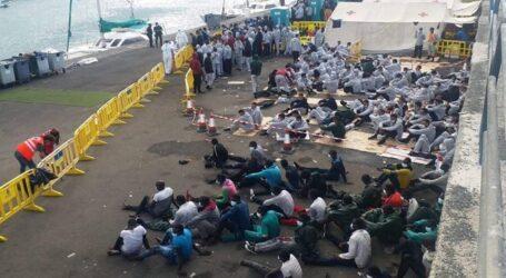 Un pacto de migración y asilo inaceptable