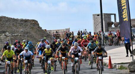 Martin Haugo y Lourdes Bethencourt, ganadores del Open Mountain Bike Arguineguín 2021