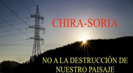Salvar Chira-Soria denuncia la instalación de 17 kilómetros de líneas de alta tensión a lo largo del barranco de Arguineguín