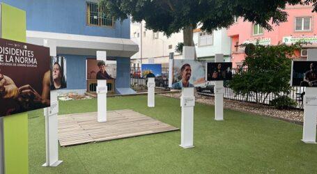 El Punto J. de Santa Lucía muestra la exposición 'Disidentes de la norma'