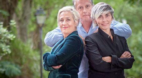 El trío Rua inaugura el ciclo de conciertos 'Marzo, mujer y tradición' en la Fundación Nanino Díaz Cutillas de Ingenio
