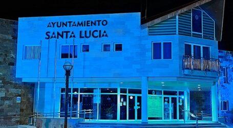 Santa Lucía se sumó al Día Mundial de Concienciación sobre el Autismo