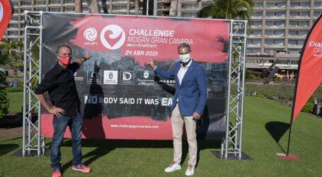 El Challenge de Mogán será el primer triatlón de media distancia que se celebre en Europa tras la pandemia