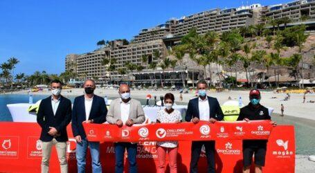 El Challenge de Mogán reúne a los mejores triatletas del mundo en el regreso de las pruebas de media distancia a Europa