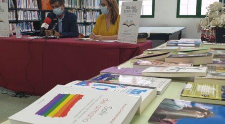 Andrea Abreu, Roy Galán, Valeria Vegas, Dave Rodríguez y Desiré León en la programación del Día del Libro